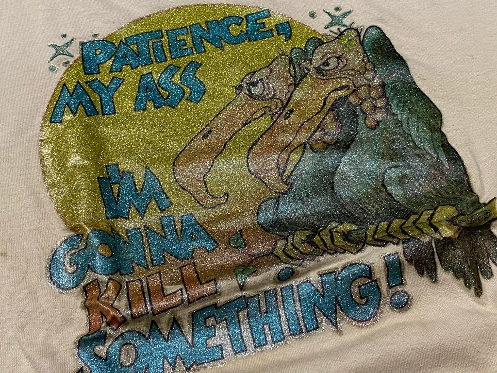 7月18日(土)マグネッツ大阪店!T-Shirt & Bandana入荷日!! #4 オールドT Part2 編! M.C.Escher,Snoopy,SCREEN STARS & Military!_c0078587_13412793.jpg