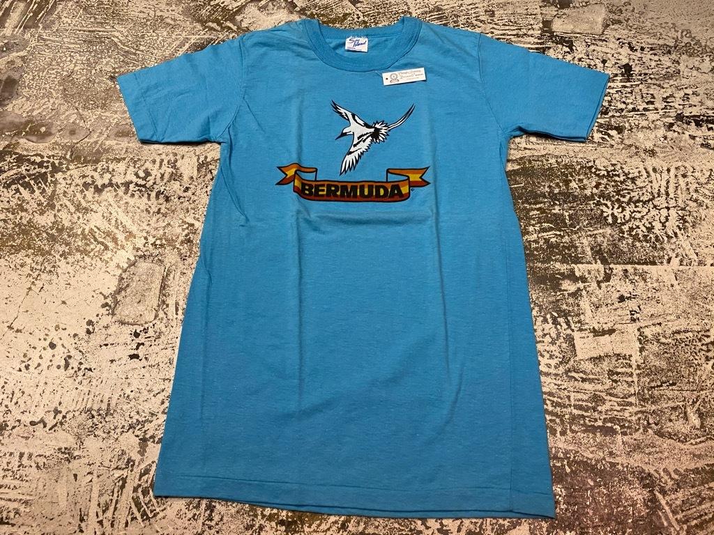 7月18日(土)マグネッツ大阪店!T-Shirt & Bandana入荷日!! #4 オールドT Part2 編! M.C.Escher,Snoopy,SCREEN STARS & Military!_c0078587_13424329.jpg