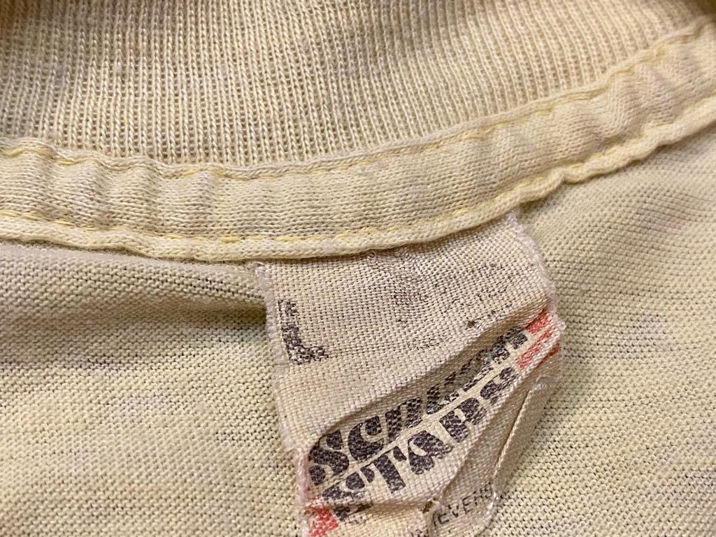 7月18日(土)マグネッツ大阪店!T-Shirt & Bandana入荷日!! #4 オールドT Part2 編! M.C.Escher,Snoopy,SCREEN STARS & Military!_c0078587_13430821.jpg
