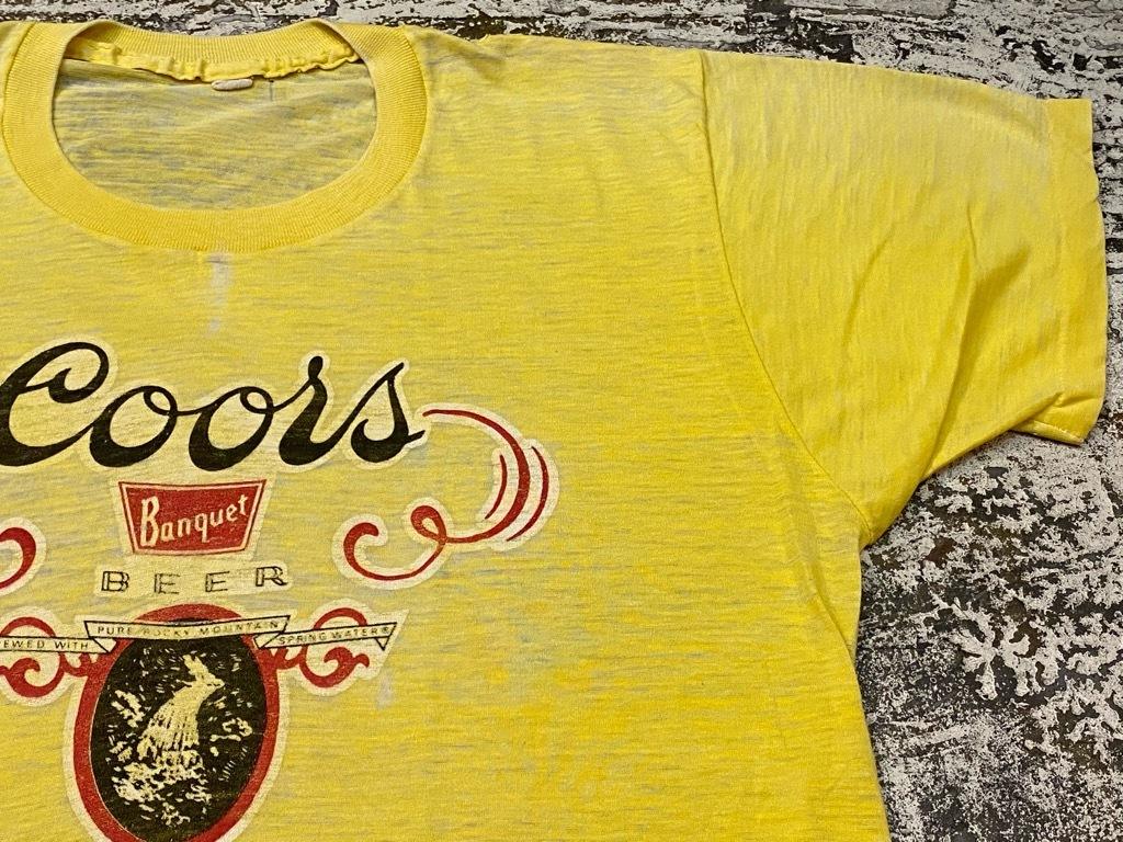 7月18日(土)マグネッツ大阪店!T-Shirt & Bandana入荷日!! #4 オールドT Part2 編! M.C.Escher,Snoopy,SCREEN STARS & Military!_c0078587_13454928.jpg