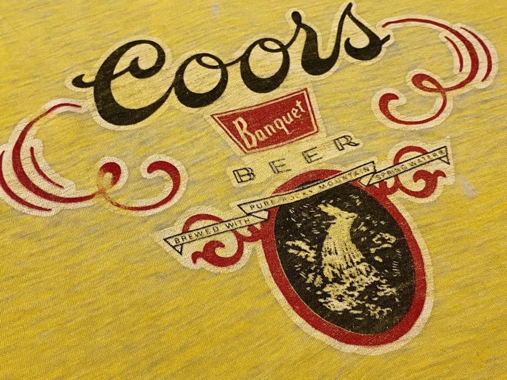 7月18日(土)マグネッツ大阪店!T-Shirt & Bandana入荷日!! #4 オールドT Part2 編! M.C.Escher,Snoopy,SCREEN STARS & Military!_c0078587_13455277.jpg