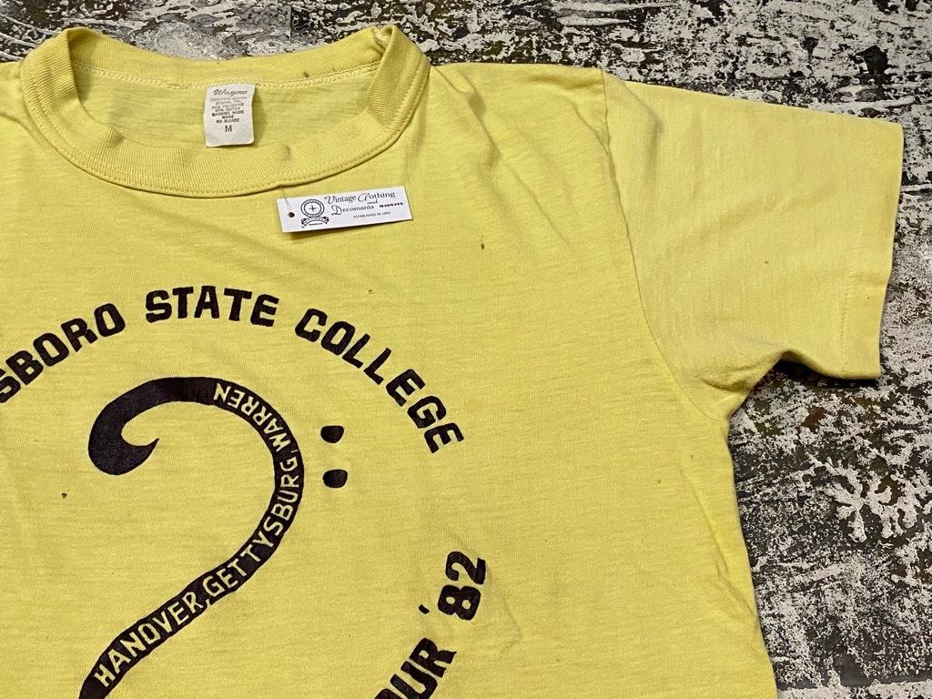 7月18日(土)マグネッツ大阪店!T-Shirt & Bandana入荷日!! #4 オールドT Part2 編! M.C.Escher,Snoopy,SCREEN STARS & Military!_c0078587_13592619.jpg