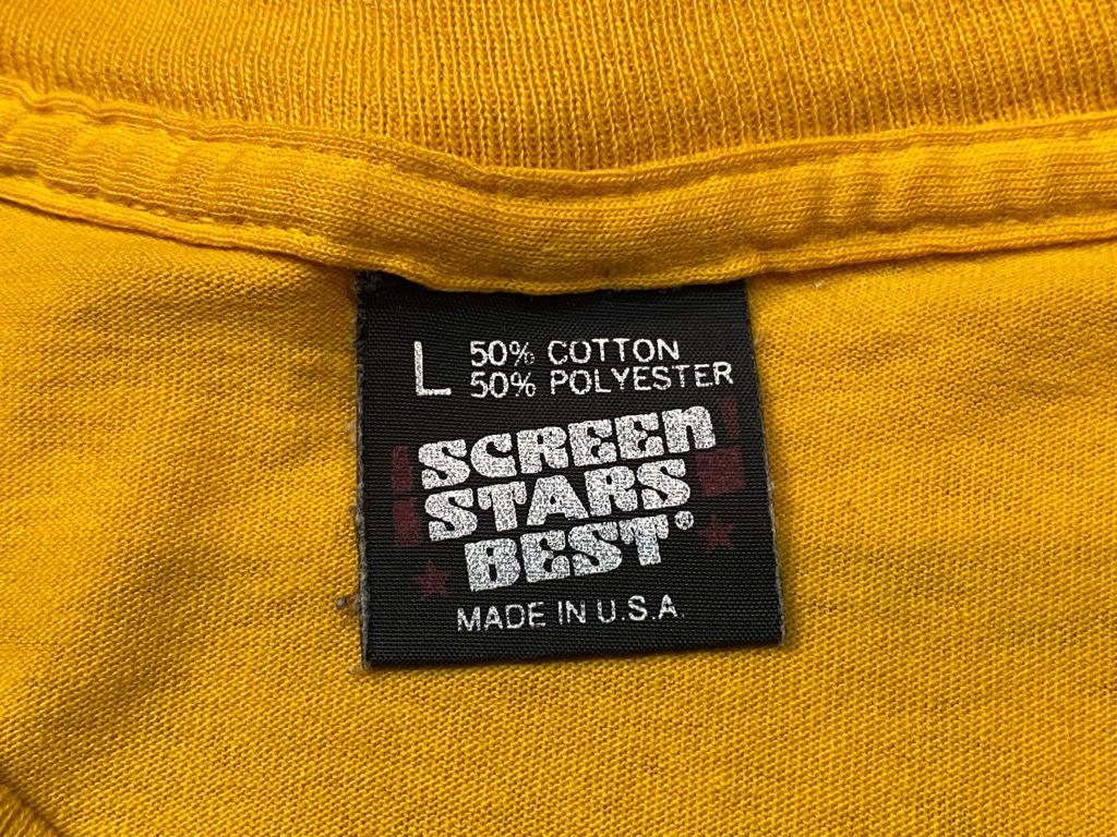 7月18日(土)マグネッツ大阪店!T-Shirt & Bandana入荷日!! #4 オールドT Part2 編! M.C.Escher,Snoopy,SCREEN STARS & Military!_c0078587_14003793.jpg