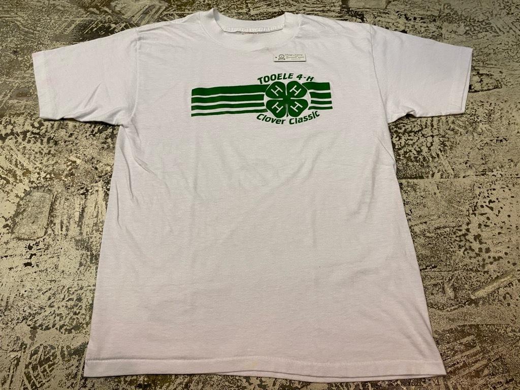 7月18日(土)マグネッツ大阪店!T-Shirt & Bandana入荷日!! #4 オールドT Part2 編! M.C.Escher,Snoopy,SCREEN STARS & Military!_c0078587_14015686.jpg