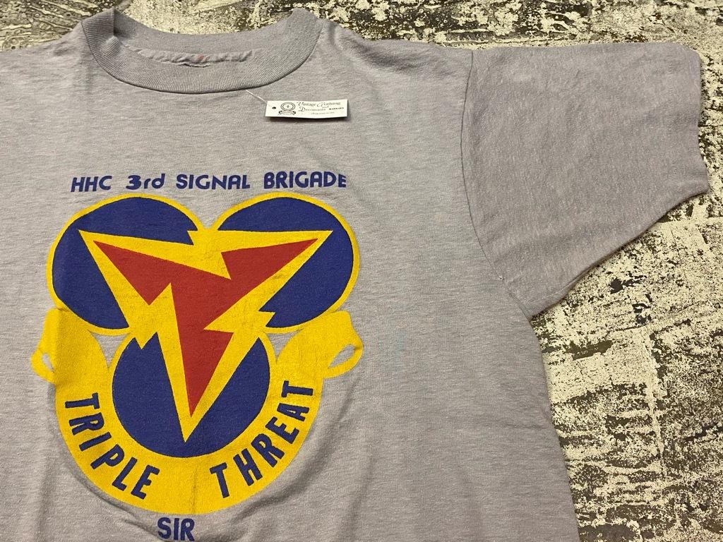 7月18日(土)マグネッツ大阪店!T-Shirt & Bandana入荷日!! #4 オールドT Part2 編! M.C.Escher,Snoopy,SCREEN STARS & Military!_c0078587_14061702.jpg