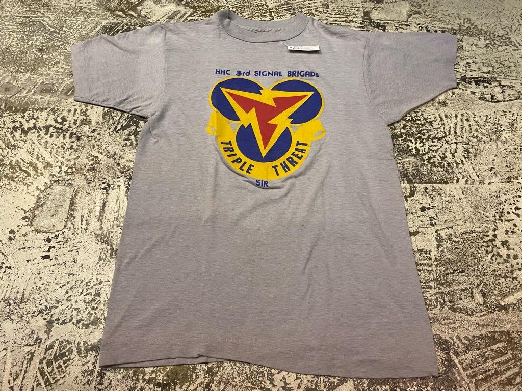 7月18日(土)マグネッツ大阪店!T-Shirt & Bandana入荷日!! #4 オールドT Part2 編! M.C.Escher,Snoopy,SCREEN STARS & Military!_c0078587_14061780.jpg