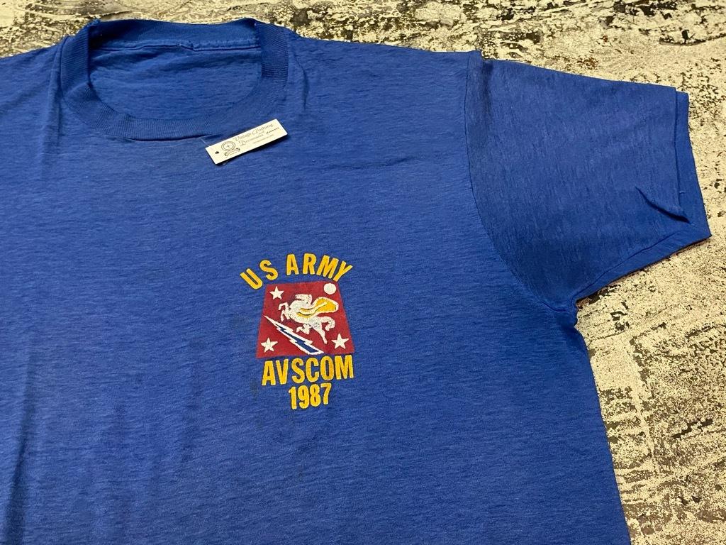 7月18日(土)マグネッツ大阪店!T-Shirt & Bandana入荷日!! #4 オールドT Part2 編! M.C.Escher,Snoopy,SCREEN STARS & Military!_c0078587_14071443.jpg