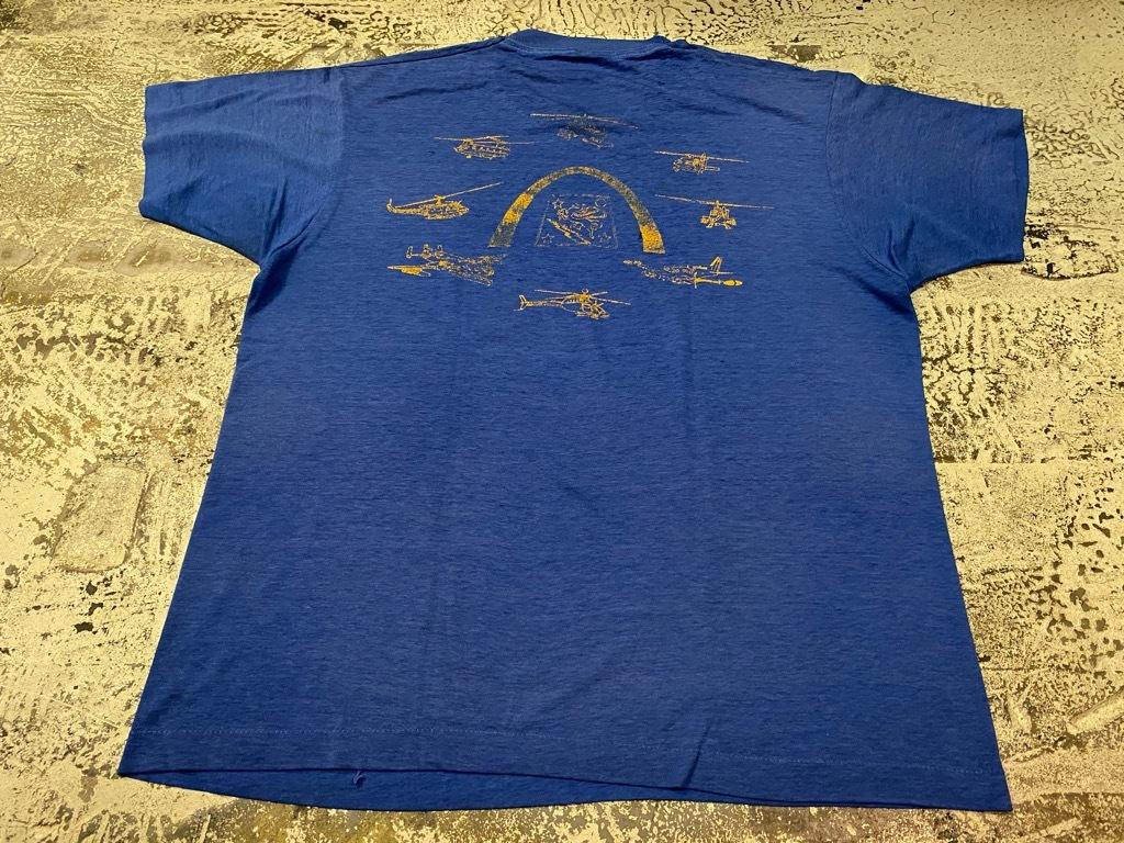 7月18日(土)マグネッツ大阪店!T-Shirt & Bandana入荷日!! #4 オールドT Part2 編! M.C.Escher,Snoopy,SCREEN STARS & Military!_c0078587_14071893.jpg