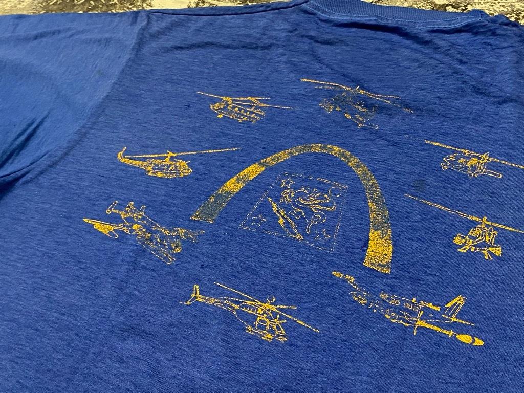 7月18日(土)マグネッツ大阪店!T-Shirt & Bandana入荷日!! #4 オールドT Part2 編! M.C.Escher,Snoopy,SCREEN STARS & Military!_c0078587_14071894.jpg