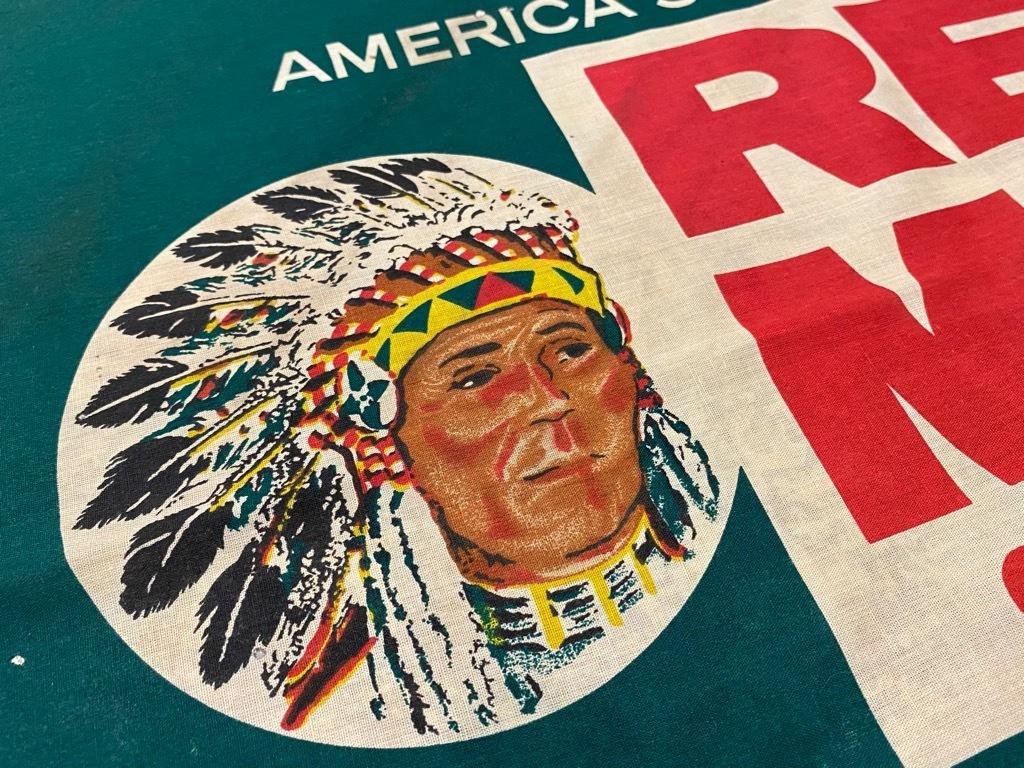 """7月18日(土)マグネッツ大阪店!T-Shirt & Bandana入荷日!! #5 VintageBandana 編! 1949 \""""Straight Arrow\"""" & ElephantBrand!_c0078587_14173591.jpg"""