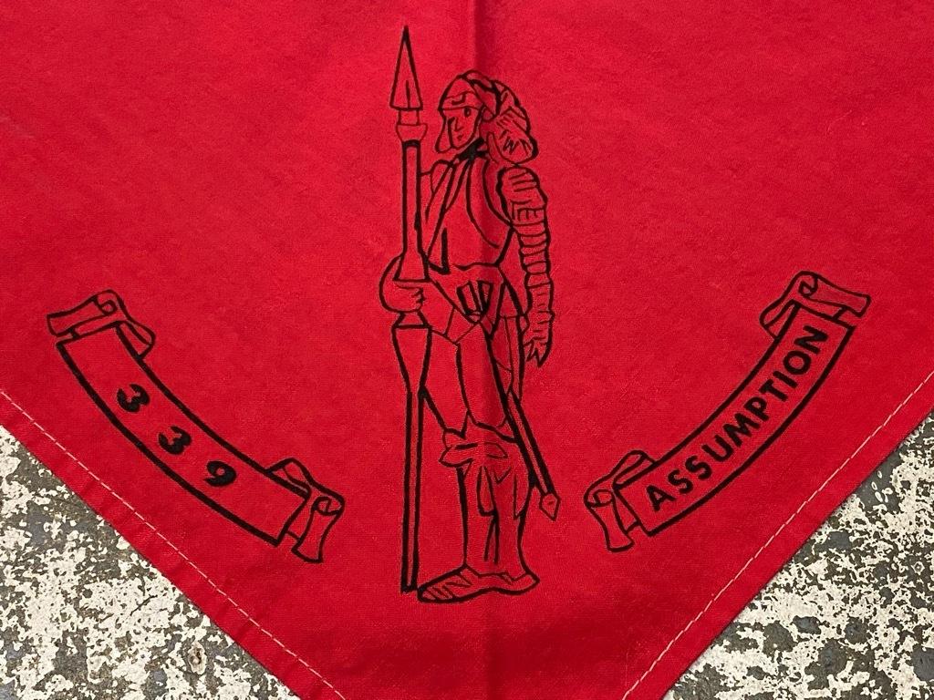"""7月18日(土)マグネッツ大阪店!T-Shirt & Bandana入荷日!! #5 VintageBandana 編! 1949 \""""Straight Arrow\"""" & ElephantBrand!_c0078587_14175961.jpg"""