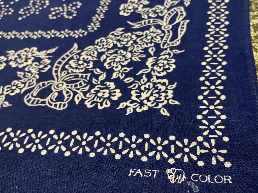 """7月18日(土)マグネッツ大阪店!T-Shirt & Bandana入荷日!! #5 VintageBandana 編! 1949 \""""Straight Arrow\"""" & ElephantBrand!_c0078587_14551282.jpg"""