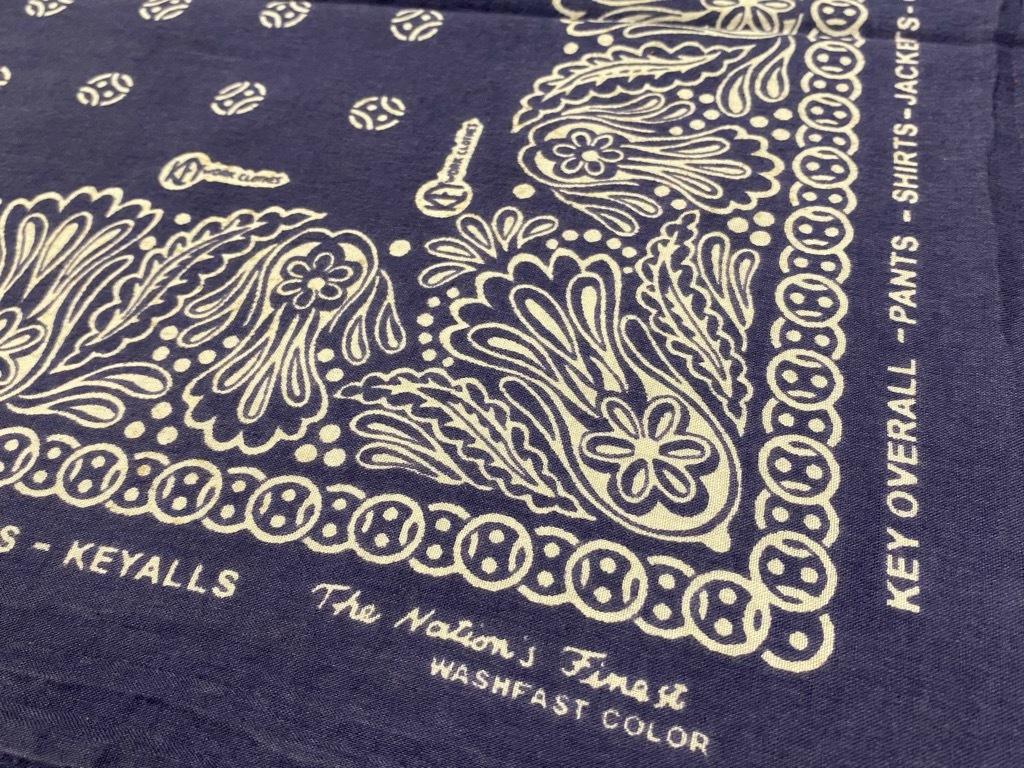 """7月18日(土)マグネッツ大阪店!T-Shirt & Bandana入荷日!! #5 VintageBandana 編! 1949 \""""Straight Arrow\"""" & ElephantBrand!_c0078587_15554688.jpg"""