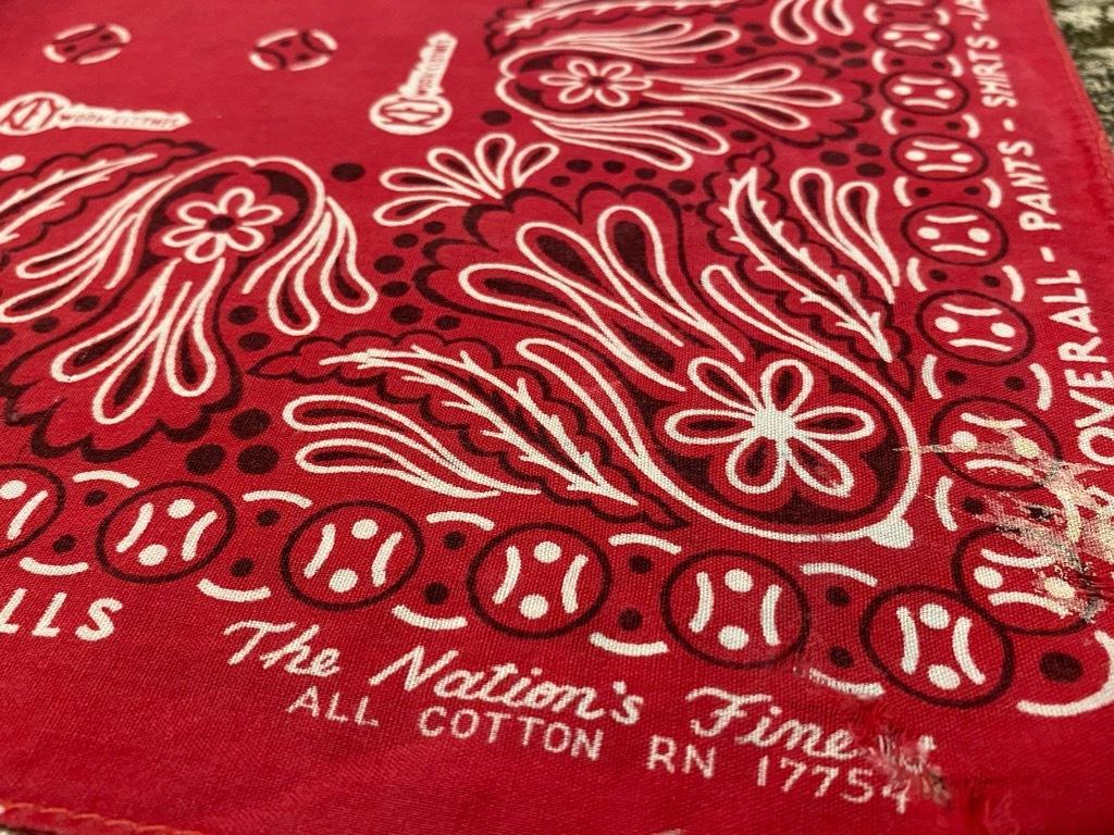 """7月18日(土)マグネッツ大阪店!T-Shirt & Bandana入荷日!! #5 VintageBandana 編! 1949 \""""Straight Arrow\"""" & ElephantBrand!_c0078587_15555203.jpg"""