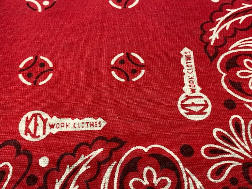 """7月18日(土)マグネッツ大阪店!T-Shirt & Bandana入荷日!! #5 VintageBandana 編! 1949 \""""Straight Arrow\"""" & ElephantBrand!_c0078587_15555212.jpg"""