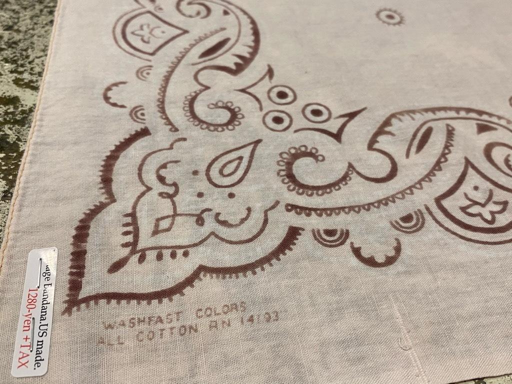 """7月18日(土)マグネッツ大阪店!T-Shirt & Bandana入荷日!! #5 VintageBandana 編! 1949 \""""Straight Arrow\"""" & ElephantBrand!_c0078587_15572719.jpg"""