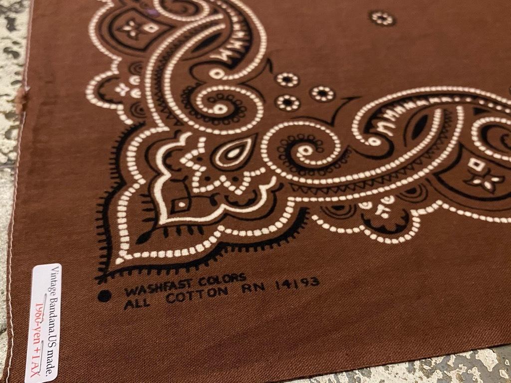 """7月18日(土)マグネッツ大阪店!T-Shirt & Bandana入荷日!! #5 VintageBandana 編! 1949 \""""Straight Arrow\"""" & ElephantBrand!_c0078587_15573256.jpg"""