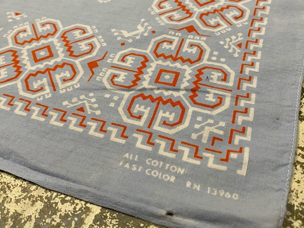 """7月18日(土)マグネッツ大阪店!T-Shirt & Bandana入荷日!! #5 VintageBandana 編! 1949 \""""Straight Arrow\"""" & ElephantBrand!_c0078587_15575417.jpg"""