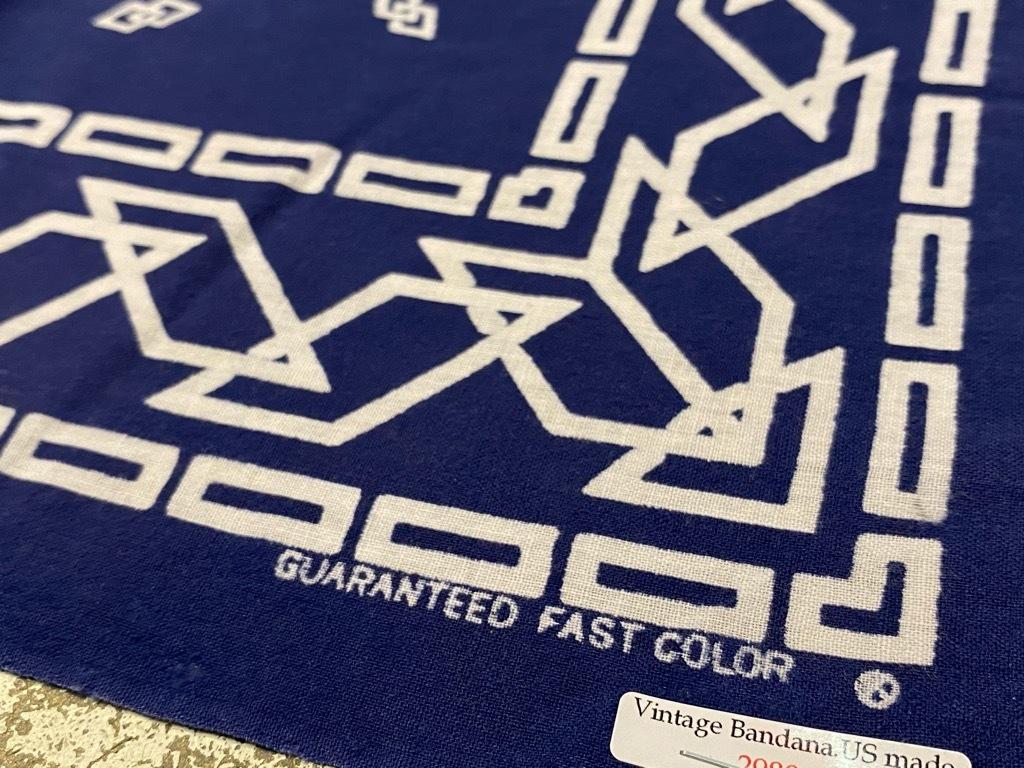 """7月18日(土)マグネッツ大阪店!T-Shirt & Bandana入荷日!! #5 VintageBandana 編! 1949 \""""Straight Arrow\"""" & ElephantBrand!_c0078587_16011340.jpg"""