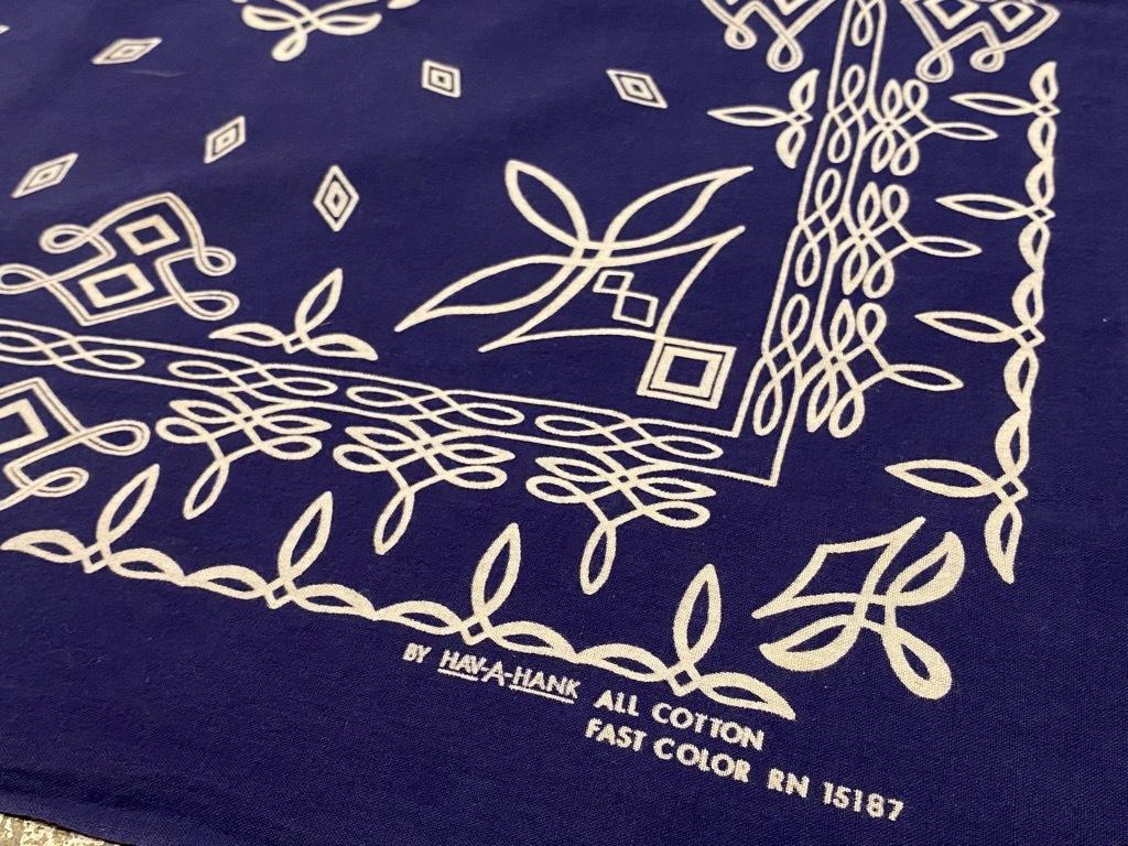 """7月18日(土)マグネッツ大阪店!T-Shirt & Bandana入荷日!! #5 VintageBandana 編! 1949 \""""Straight Arrow\"""" & ElephantBrand!_c0078587_16012133.jpg"""
