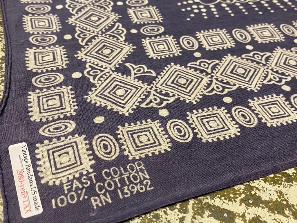 """7月18日(土)マグネッツ大阪店!T-Shirt & Bandana入荷日!! #5 VintageBandana 編! 1949 \""""Straight Arrow\"""" & ElephantBrand!_c0078587_16030215.jpg"""