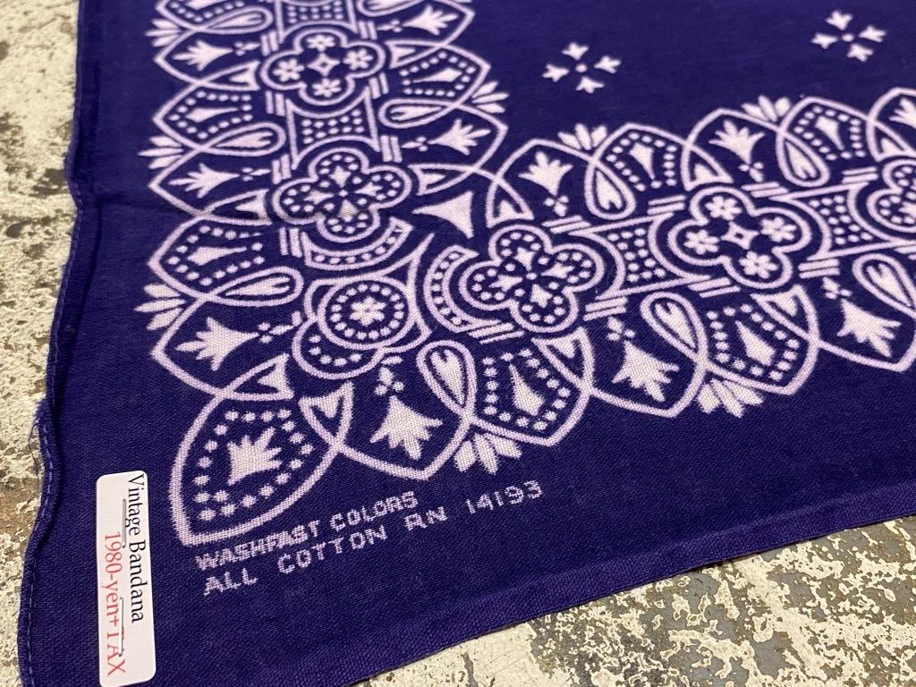 """7月18日(土)マグネッツ大阪店!T-Shirt & Bandana入荷日!! #5 VintageBandana 編! 1949 \""""Straight Arrow\"""" & ElephantBrand!_c0078587_16264328.jpg"""
