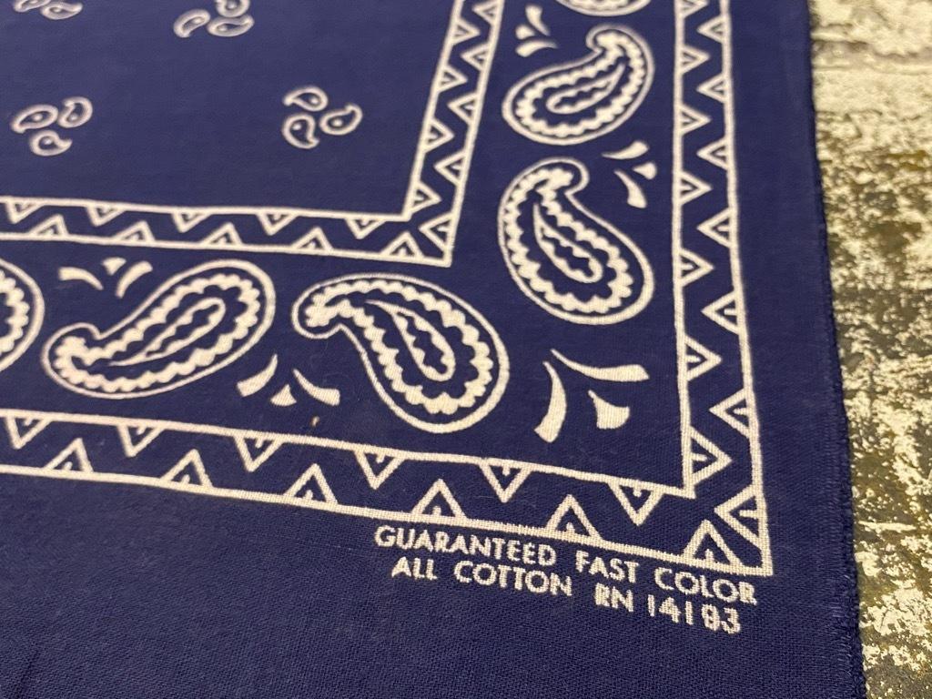 """7月18日(土)マグネッツ大阪店!T-Shirt & Bandana入荷日!! #5 VintageBandana 編! 1949 \""""Straight Arrow\"""" & ElephantBrand!_c0078587_16265160.jpg"""