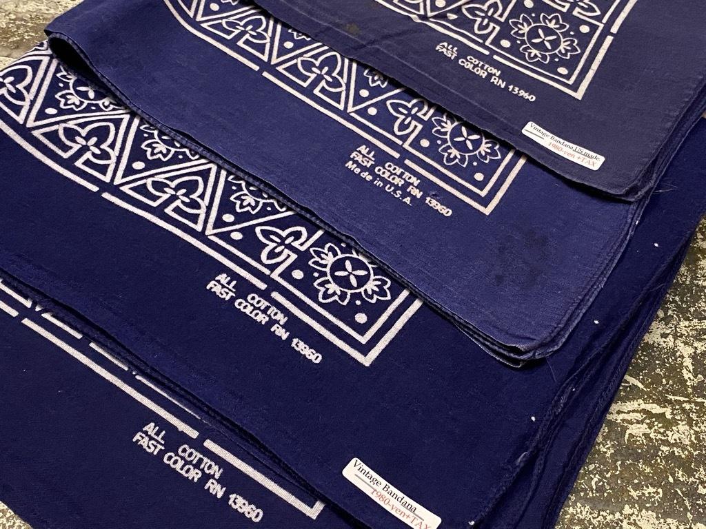 """7月18日(土)マグネッツ大阪店!T-Shirt & Bandana入荷日!! #5 VintageBandana 編! 1949 \""""Straight Arrow\"""" & ElephantBrand!_c0078587_16270404.jpg"""