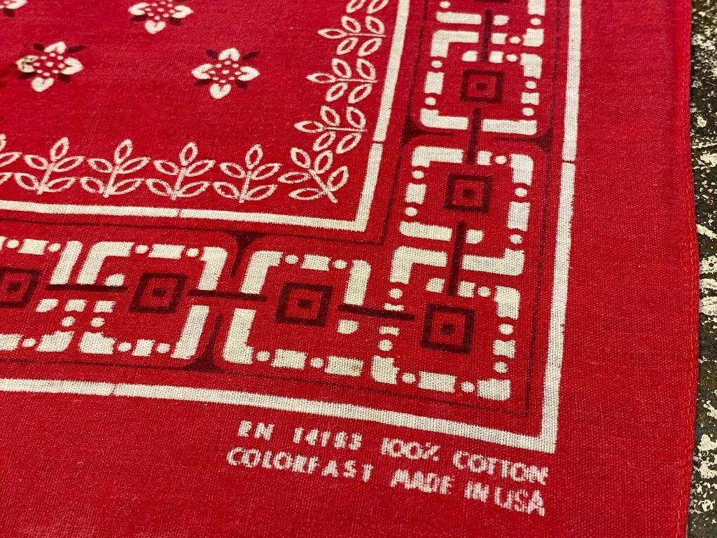 """7月18日(土)マグネッツ大阪店!T-Shirt & Bandana入荷日!! #5 VintageBandana 編! 1949 \""""Straight Arrow\"""" & ElephantBrand!_c0078587_16482559.jpg"""