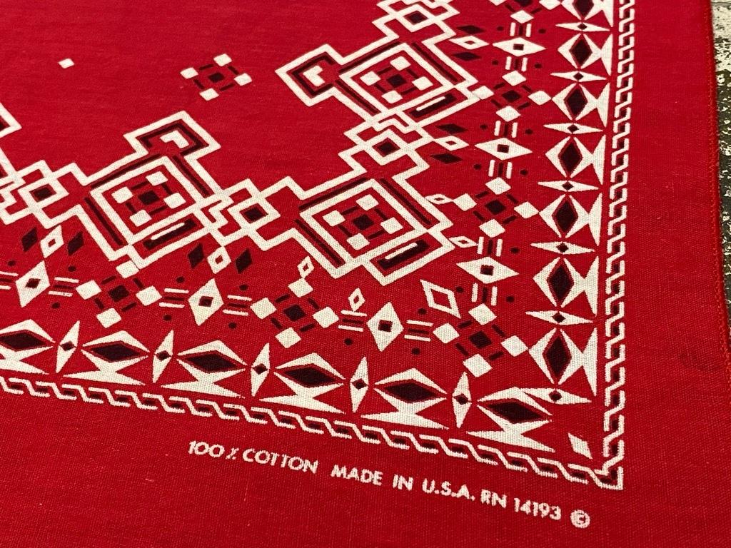 """7月18日(土)マグネッツ大阪店!T-Shirt & Bandana入荷日!! #5 VintageBandana 編! 1949 \""""Straight Arrow\"""" & ElephantBrand!_c0078587_16482942.jpg"""