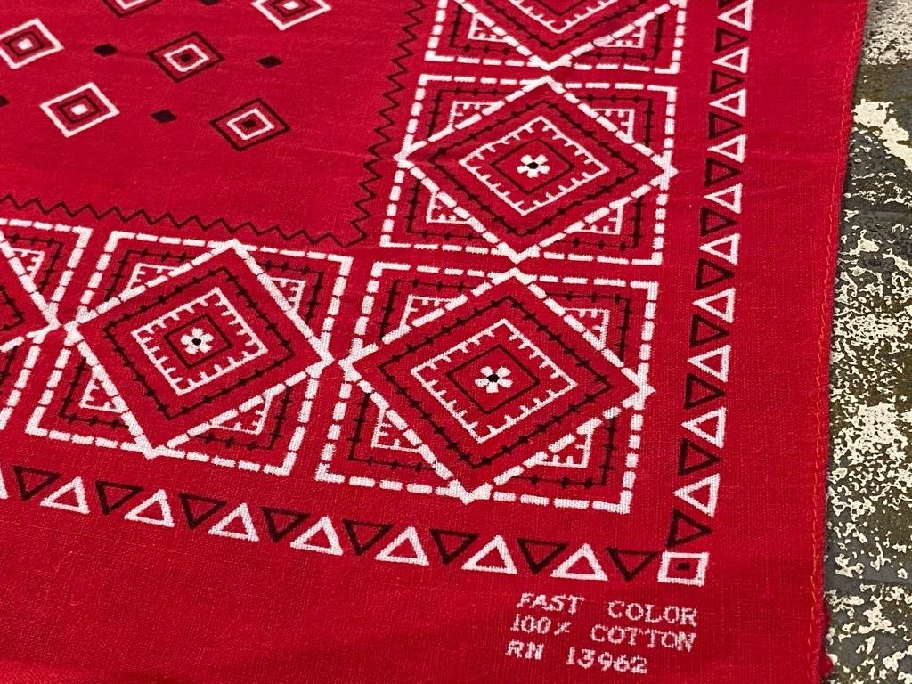 """7月18日(土)マグネッツ大阪店!T-Shirt & Bandana入荷日!! #5 VintageBandana 編! 1949 \""""Straight Arrow\"""" & ElephantBrand!_c0078587_16483791.jpg"""