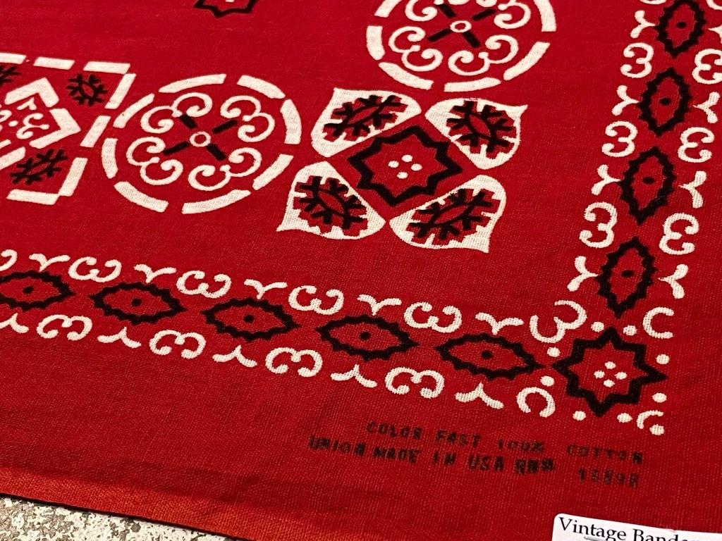 """7月18日(土)マグネッツ大阪店!T-Shirt & Bandana入荷日!! #5 VintageBandana 編! 1949 \""""Straight Arrow\"""" & ElephantBrand!_c0078587_16500793.jpg"""