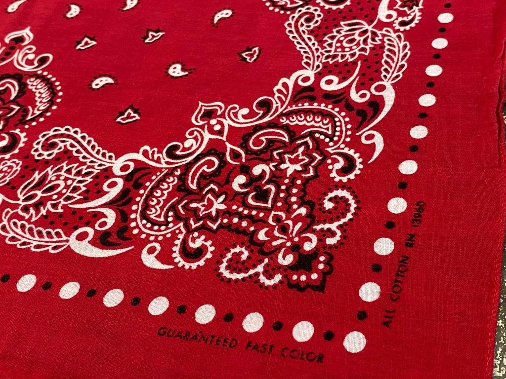 """7月18日(土)マグネッツ大阪店!T-Shirt & Bandana入荷日!! #5 VintageBandana 編! 1949 \""""Straight Arrow\"""" & ElephantBrand!_c0078587_16501920.jpg"""