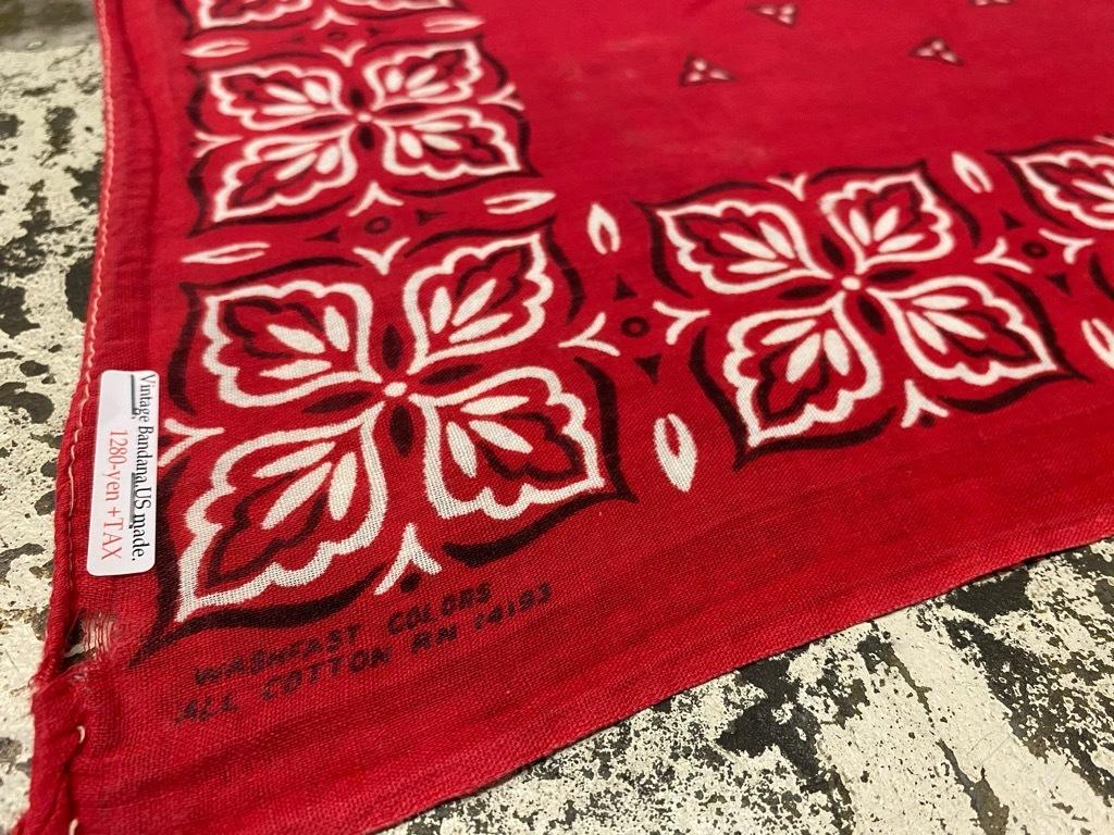 """7月18日(土)マグネッツ大阪店!T-Shirt & Bandana入荷日!! #5 VintageBandana 編! 1949 \""""Straight Arrow\"""" & ElephantBrand!_c0078587_16520897.jpg"""