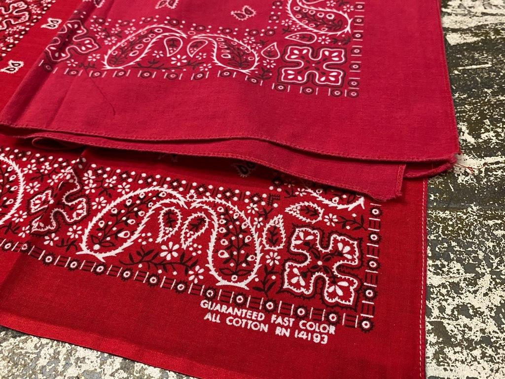 """7月18日(土)マグネッツ大阪店!T-Shirt & Bandana入荷日!! #5 VintageBandana 編! 1949 \""""Straight Arrow\"""" & ElephantBrand!_c0078587_16522611.jpg"""