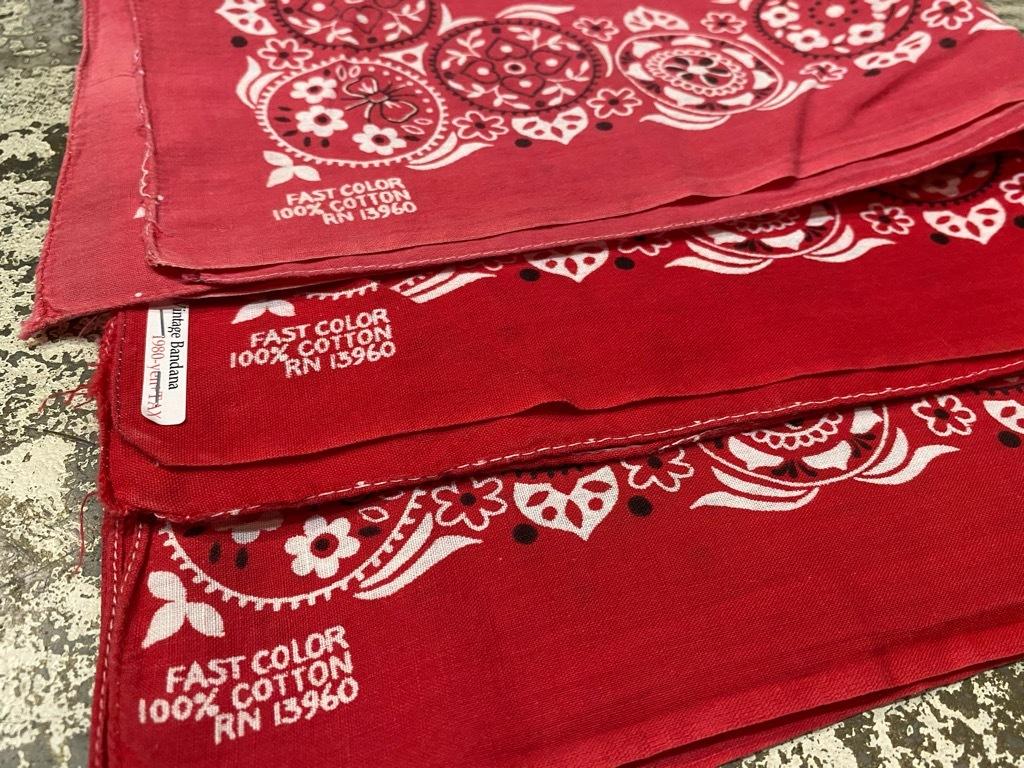 """7月18日(土)マグネッツ大阪店!T-Shirt & Bandana入荷日!! #5 VintageBandana 編! 1949 \""""Straight Arrow\"""" & ElephantBrand!_c0078587_17032673.jpg"""