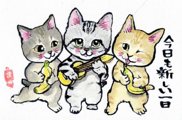 沖縄のメグちゃんちのワン猫ちゃん がっちょん達_f0375804_06490623.jpg