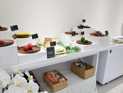 オーガニックサラダ、野菜のお店 新店_b0122805_15375414.jpg