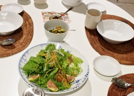 オーガニックサラダ、野菜のお店 新店_b0122805_1537951.jpg
