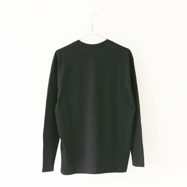DANTON [ダントン] M\'s 空紡天竺 POCEKT L/S TEE SOLID [JD-9077] ポケットTシャツ・無地・MEN\'S _f0051306_16093707.jpg