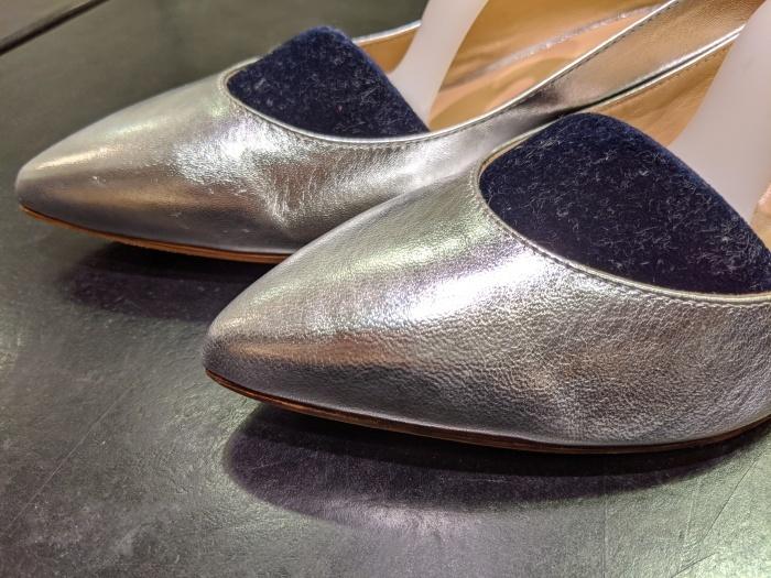 本日の磨き靴。_b0226322_18450837.jpg