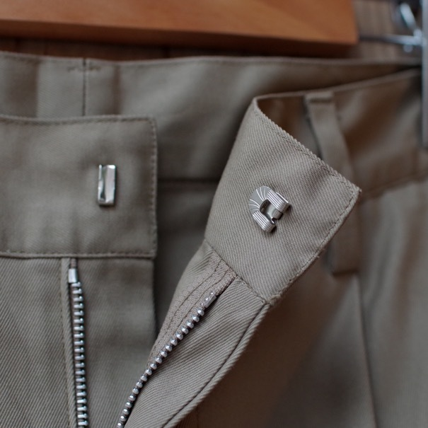 1980s Italian Military Chino Shorts _d0257333_19320159.jpg