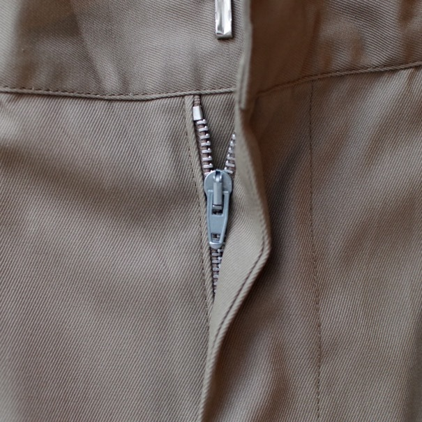 1980s Italian Military Chino Shorts _d0257333_19320854.jpg