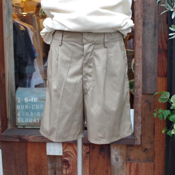 1980s Italian Military Chino Shorts _d0257333_19335746.jpg