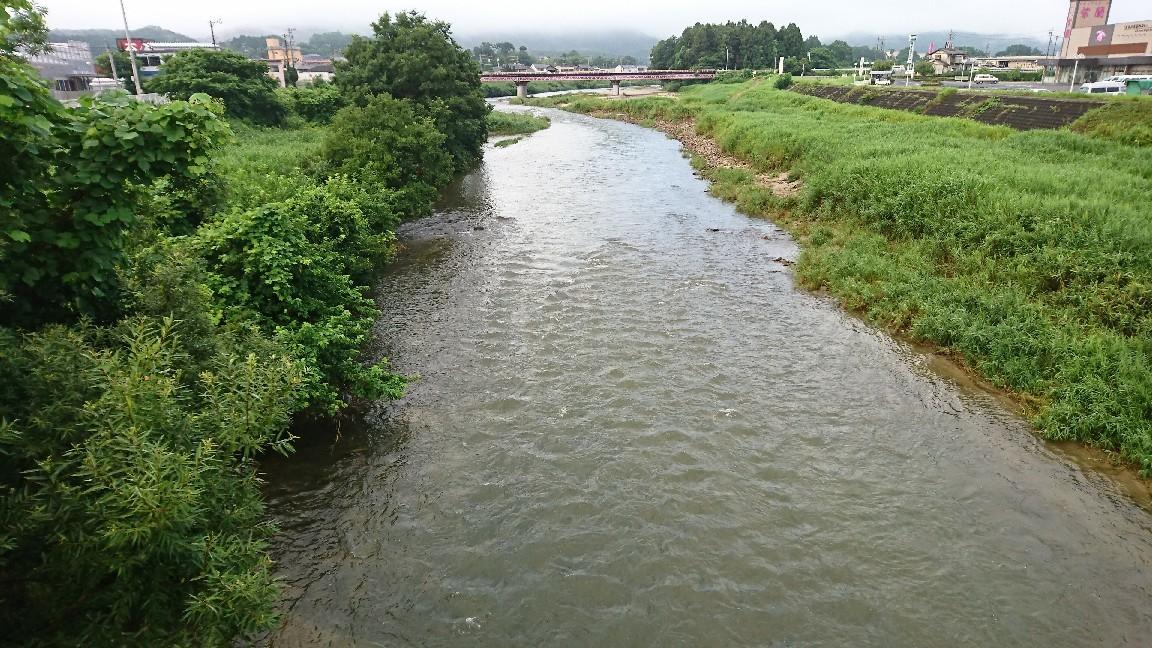 7月18日 河川情報。..._c0266737_06161499.jpg
