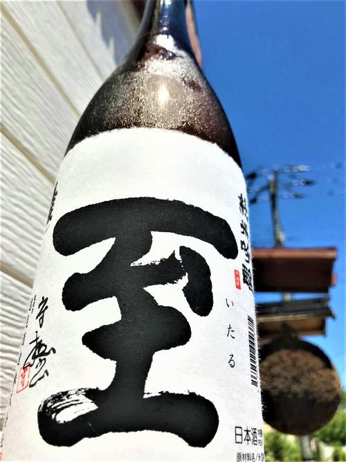 【日本酒】至⭐ITARU 純米吟醸酒 山田錦 & Special Blend 瓶火入🔥特別限定蔵出し 令和1BY🆕_e0173738_1128387.jpg