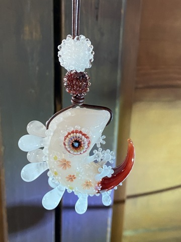 関由美ガラス展「星霜を想ふ」_f0233340_16125776.jpg