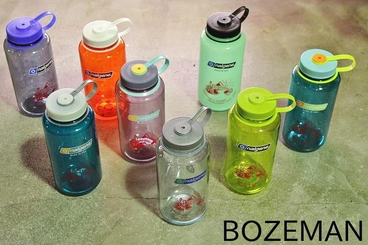 BOZEMAN Original NALGENE 1L Bottle_f0159943_13445290.jpg
