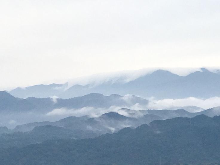 おはよう丹沢!ふんわり雲に包まれて_c0212604_61074.jpg