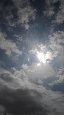 やっと、晴れ間が見えた‼️_d0026905_10170787.jpg